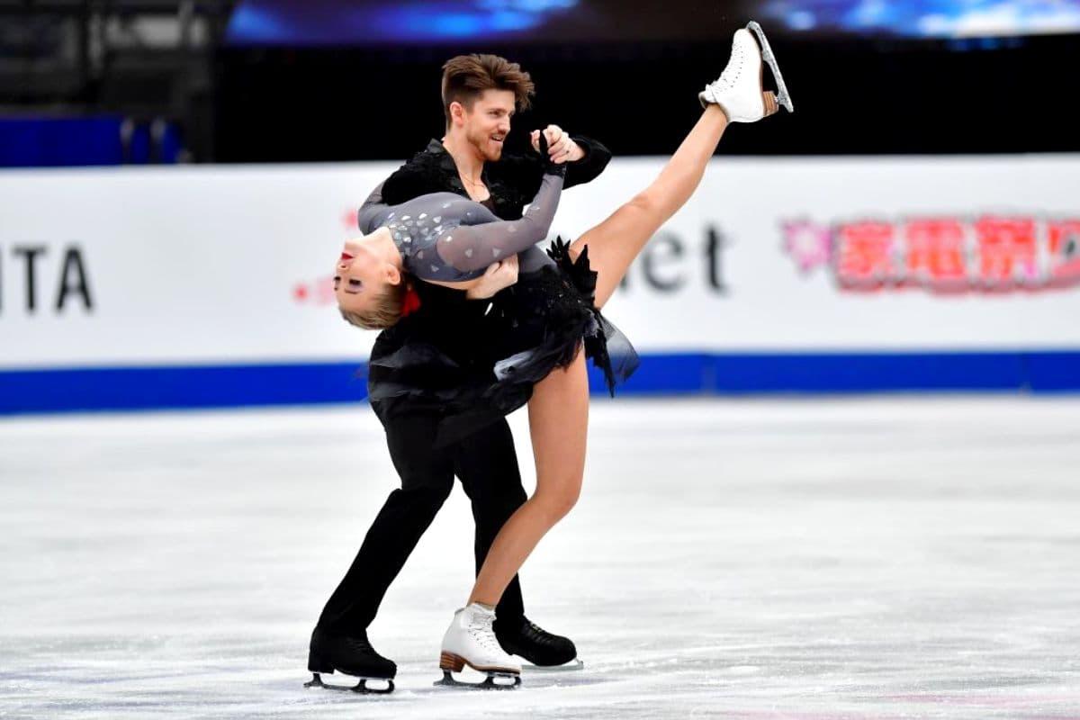 Alexandra Stepanova - Ivan Bukin zur Eiskunstlauf-WM 2019