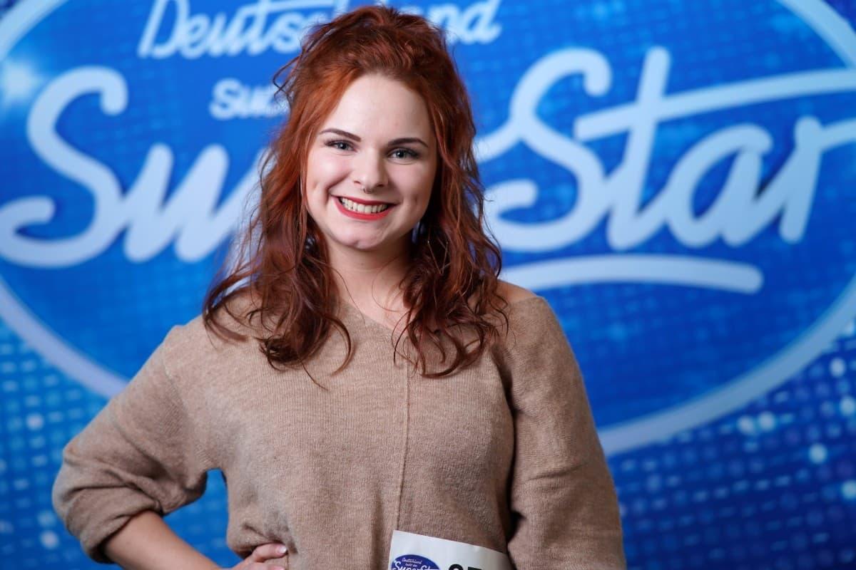 Angelina Mazzamurro ist bei DSDS 2019 im Recall