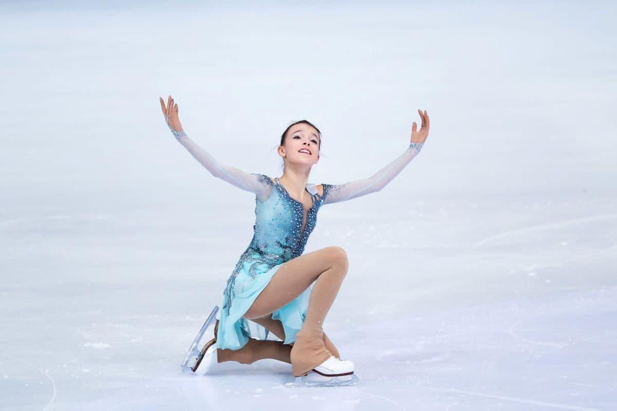 Anna Shcherbakova - Junioren Eiskunstlauf WM 2019