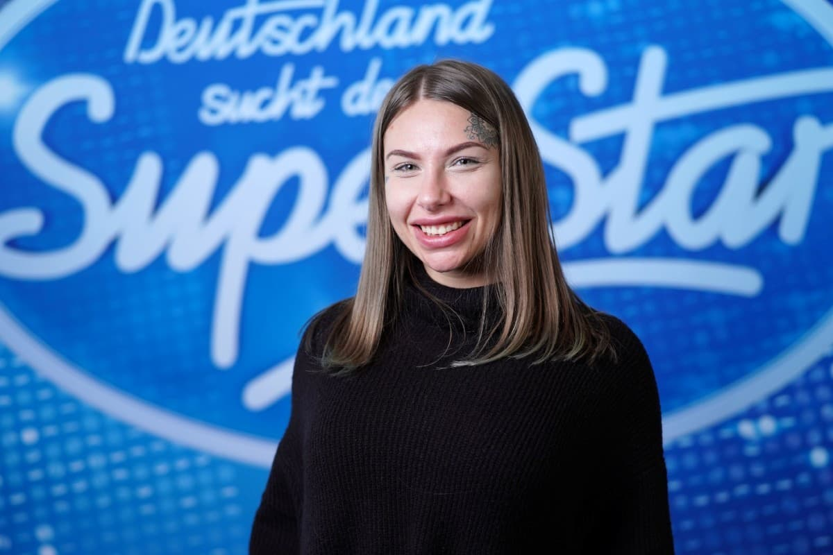 Antonia Toni Komljen ist bei DSDS 2019 im Recall