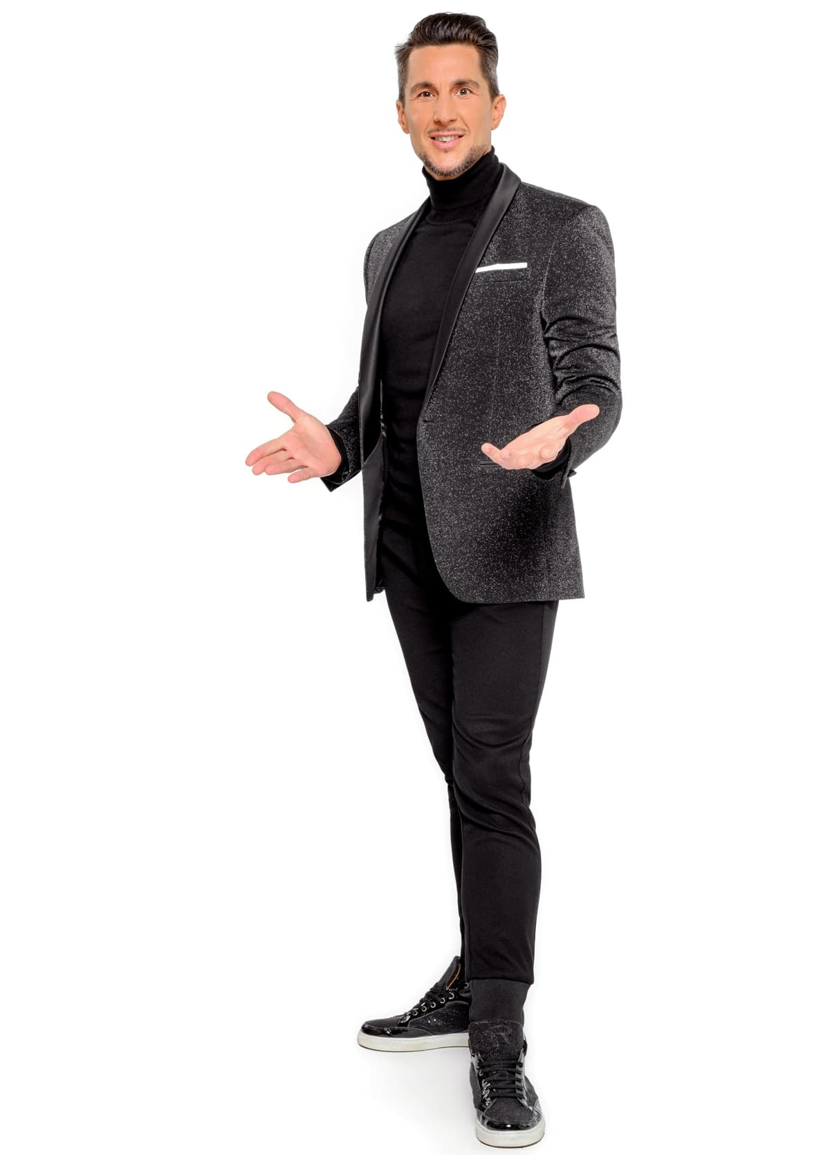 Balazs Ekker in der Jury Dancing Stars 2019