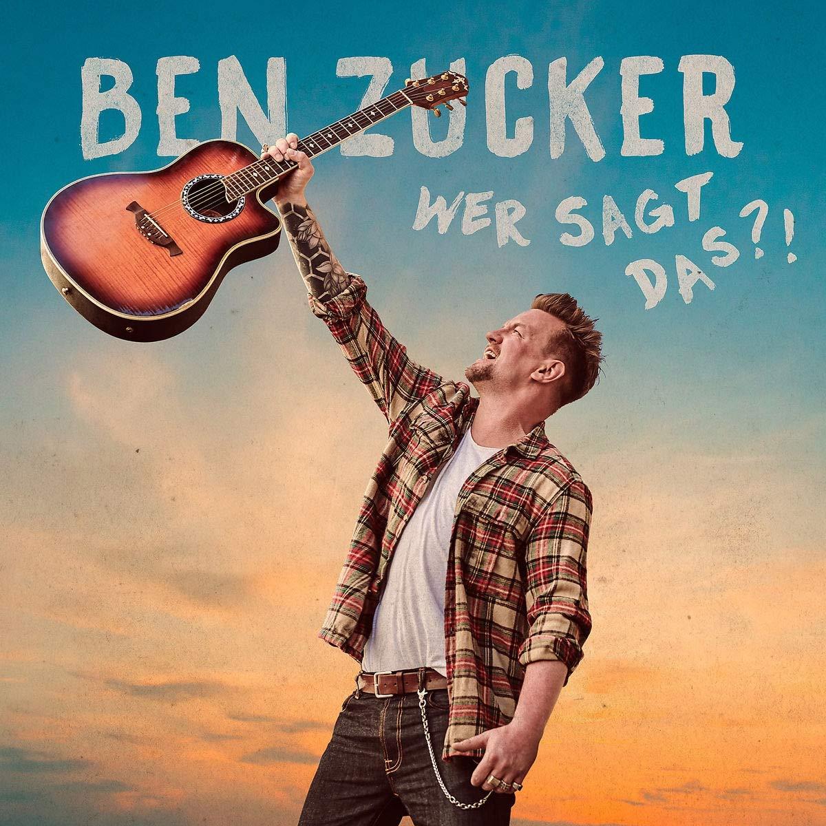 Ben Zucker - CD Wer sagt das 2019