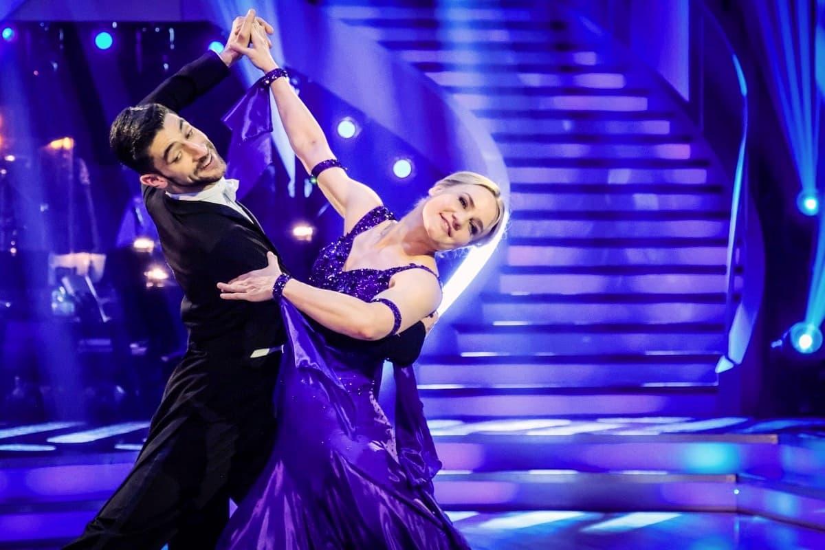 Dimitar Stefanin - Nicole Wesner bei den Dancing Stars am 15.3.2019