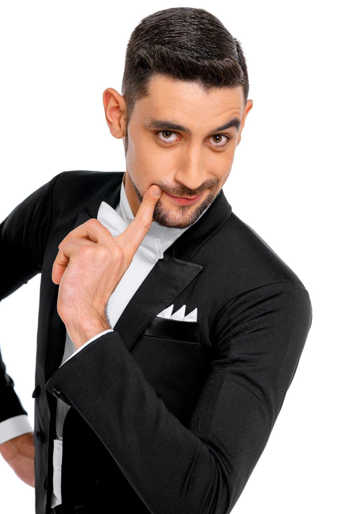 Dimitar Stefanin als Profitänzer bei den Dancing Stars 2019