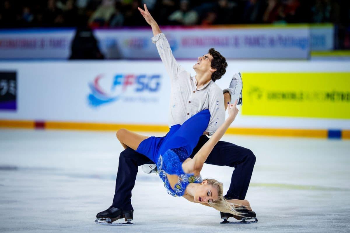 Eiskunstlauf-WM 2019 TV-Übertragungen, Zeitplan Japan 20.-24.3.2019 - hier Piper Gilles - Paul Poirier