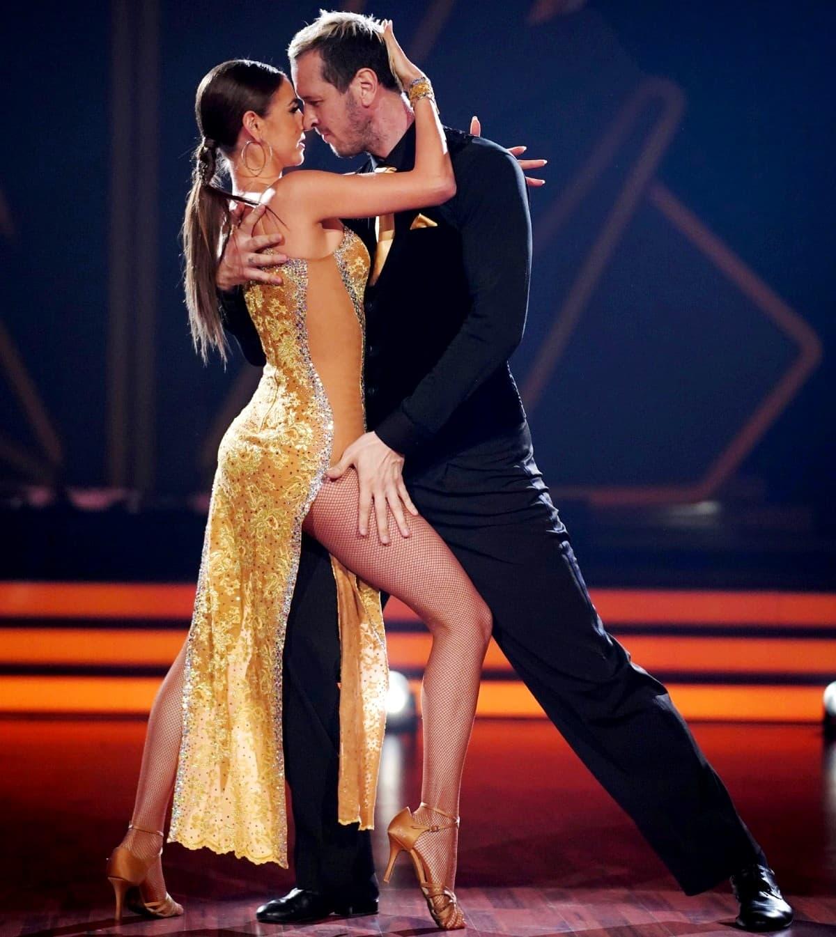 Ekaterina Leonova - Pascal Hens bei Let's dance am 29.3.2019
