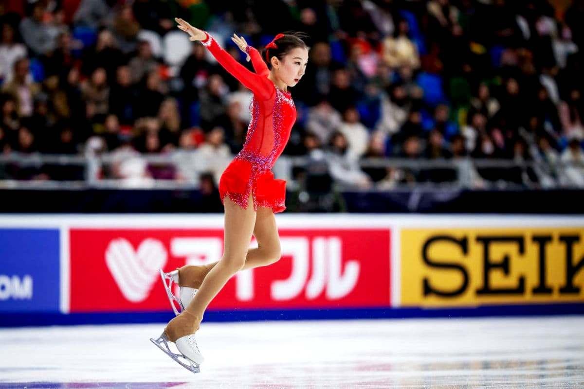 Elizabet Tursynbaeva will zur Eiskunstlauf-WM 2019 4-fach springen
