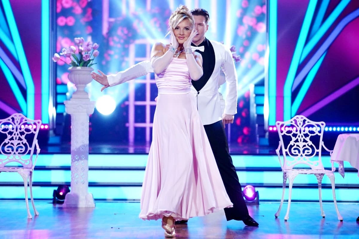 Evelyn Burdecki - Evgeny Vinokurov bei Let's dance am 29.3.2019