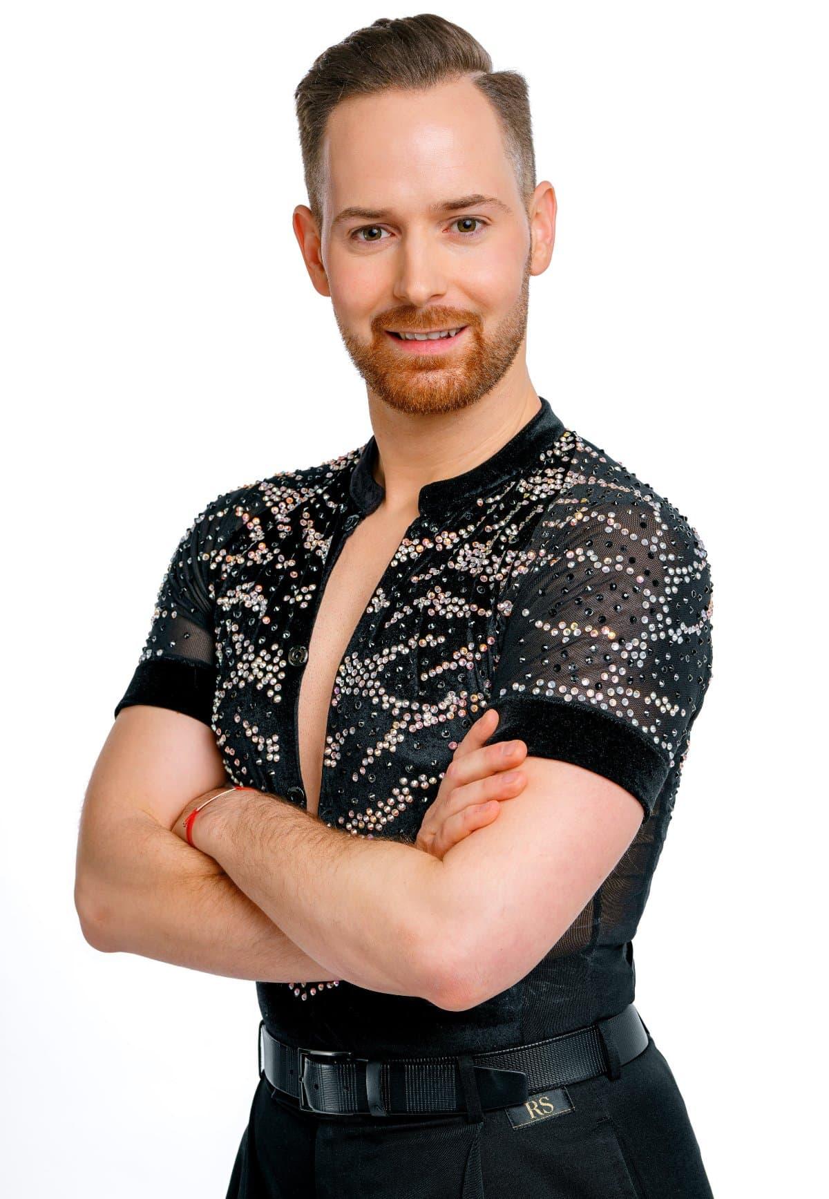 Florian Vana - Profitänzer bei den Dancing Stars 2019