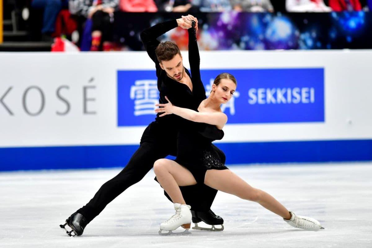 Gabriella Papadakis - Guillaume Cizeron zur Eiskunstlauf-WM 2019