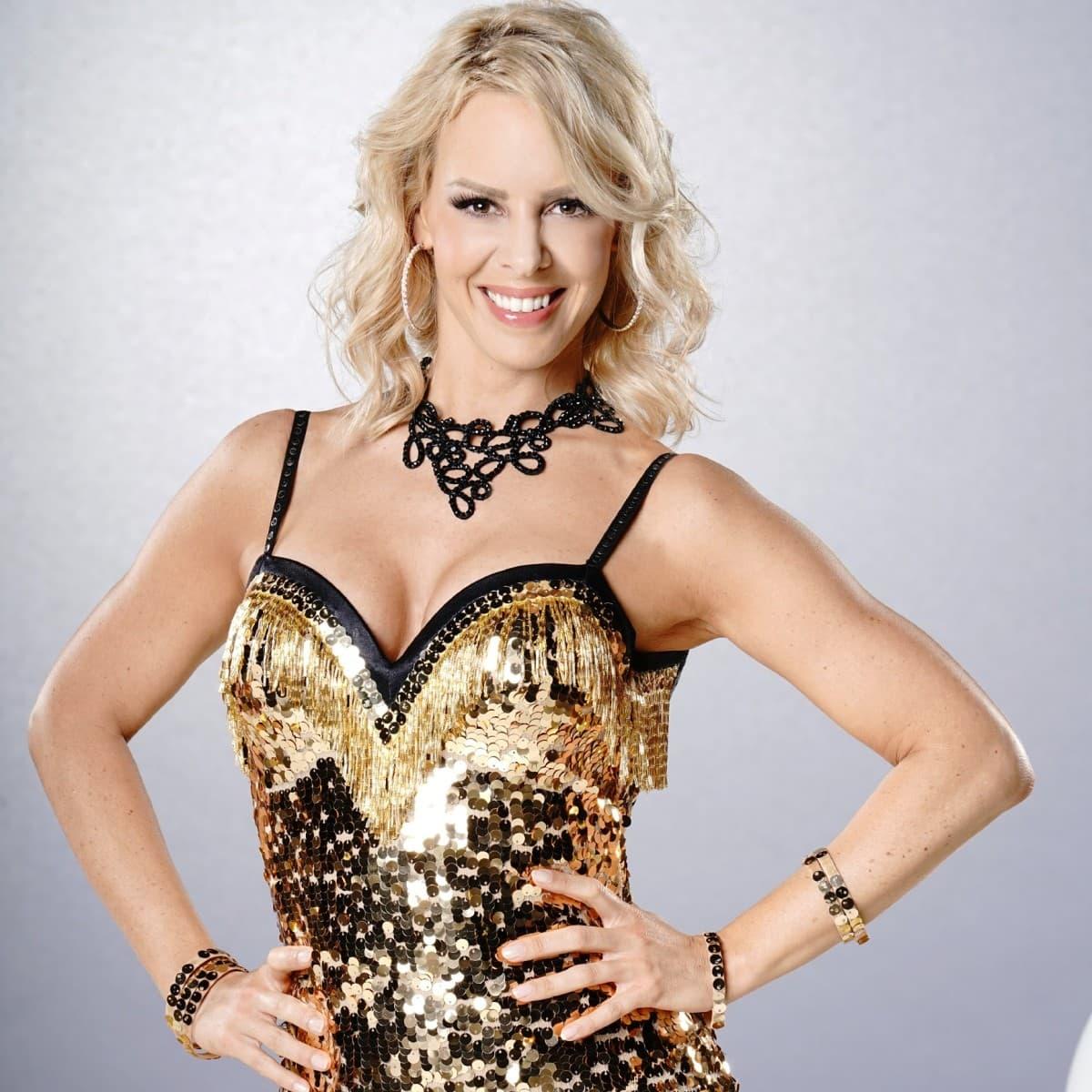 Isabel Edvardsson Profi-Tänzerin bei Let's dance 2019