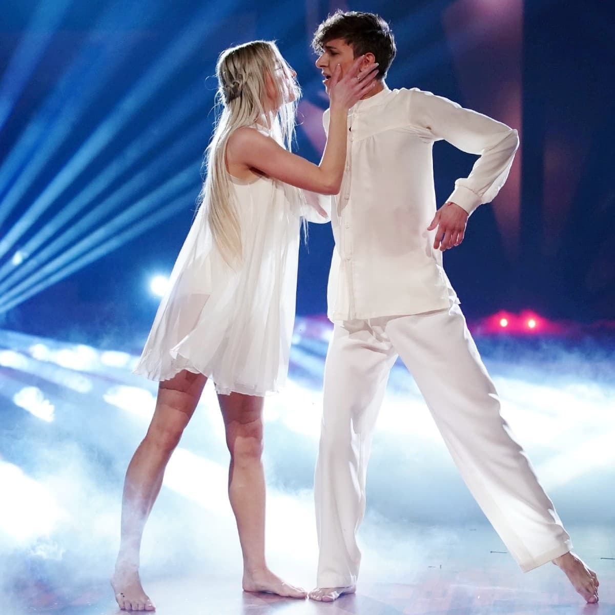 Katja Kalugina - Lukas Rieger bei Let's dance am 29.3.2019