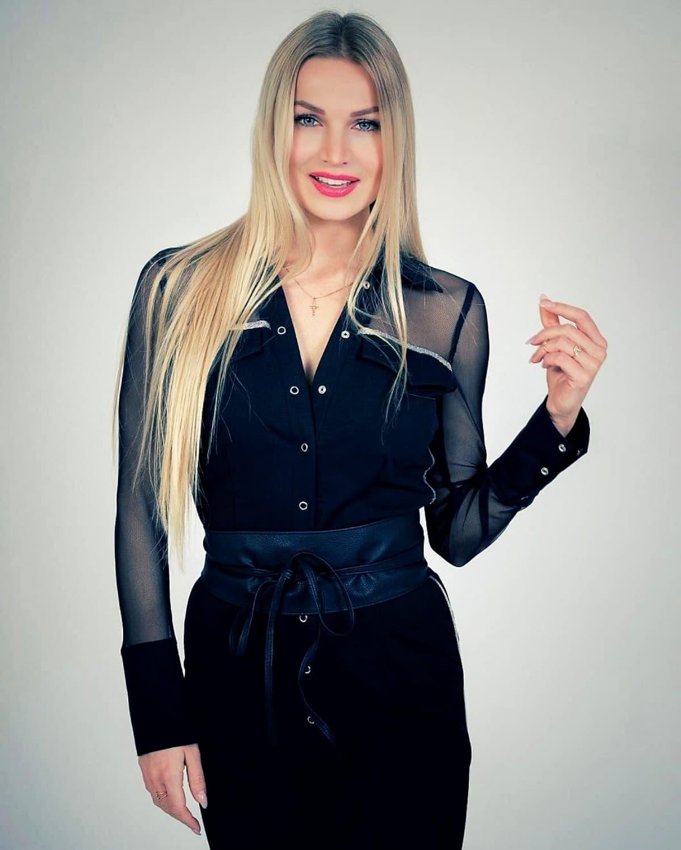 Katja Kalugina Profi-Tänzerin bei Let's dance 2019