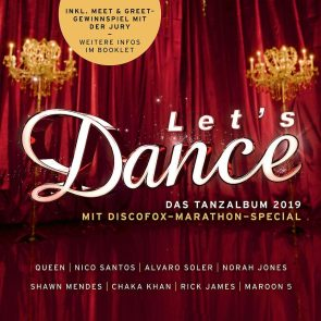 Let's dance CD 2019 - Die Songs bzw. Let's dance Musik von 2019