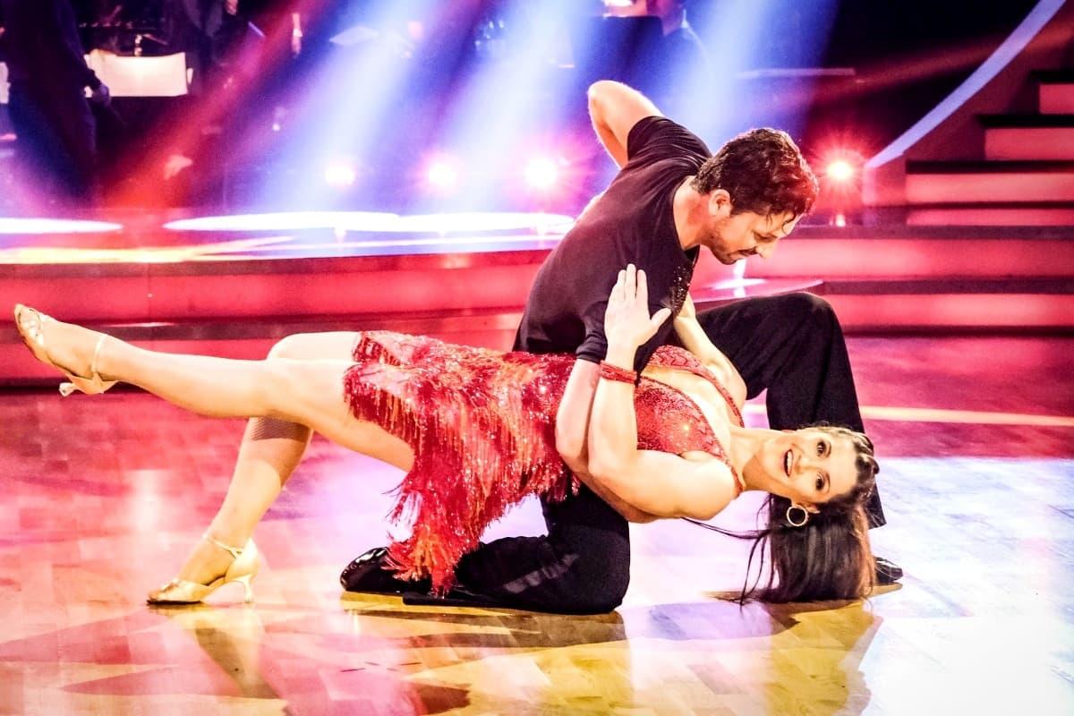 Lizz Görgl - Thomas Kraml bei den Dancing Stars am 15.3.2019