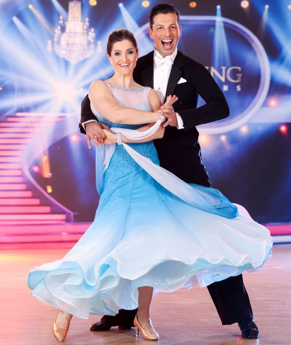Lizz Görgl - Thomas Kraml bei den Dancing Stars am 22.3.2019