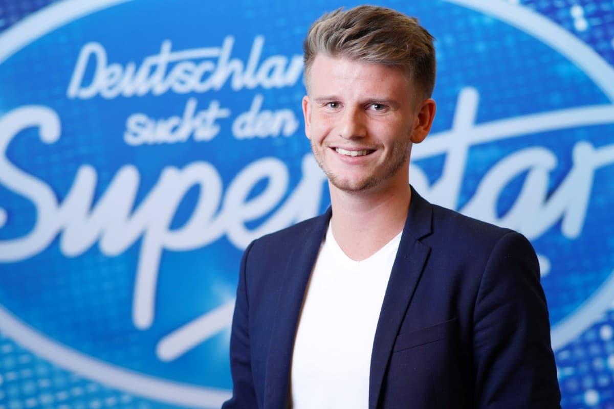 Lukas Kepser ist bei DSDS 2019 im Recall