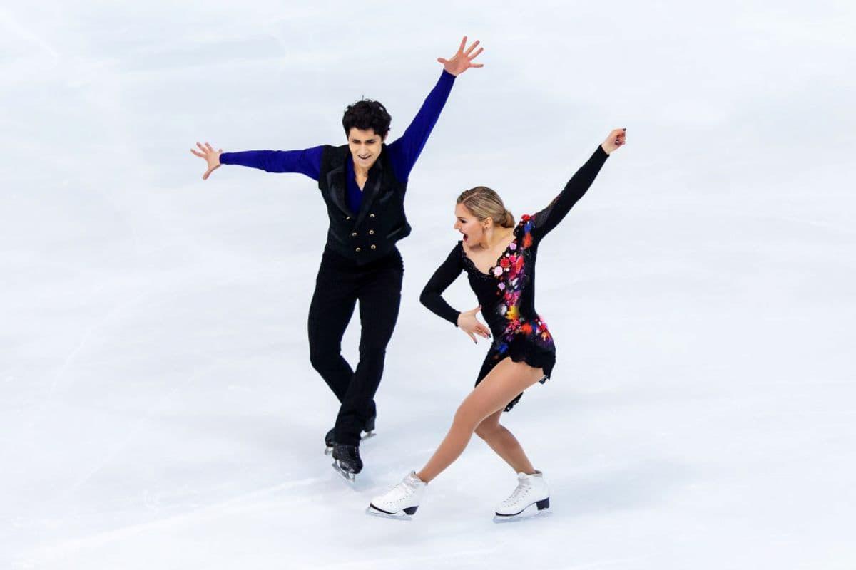 Marjorie Lajoie - Zachary Lagha - Junioren-Eiskunstlauf-WM 2019