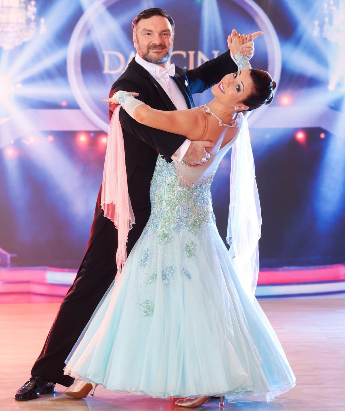 Martin Leutgeb - Manuela Stöckl bei den Dancing Stars am 22.3.2019