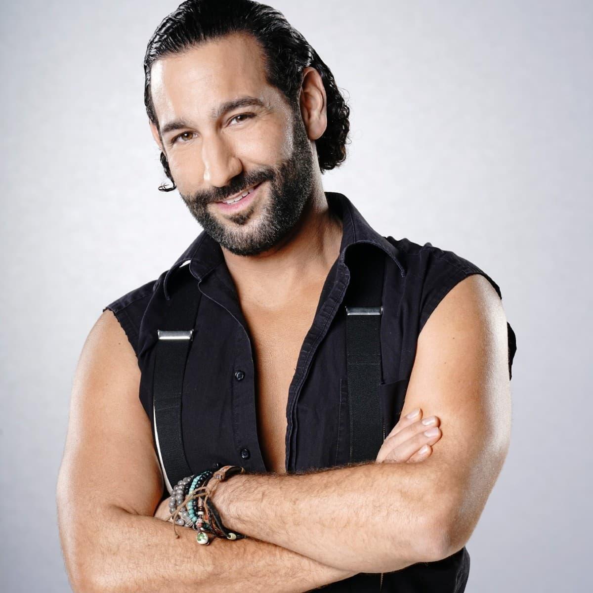 Massimo Sinato Profi-Tänzer bei Let's dance 2019