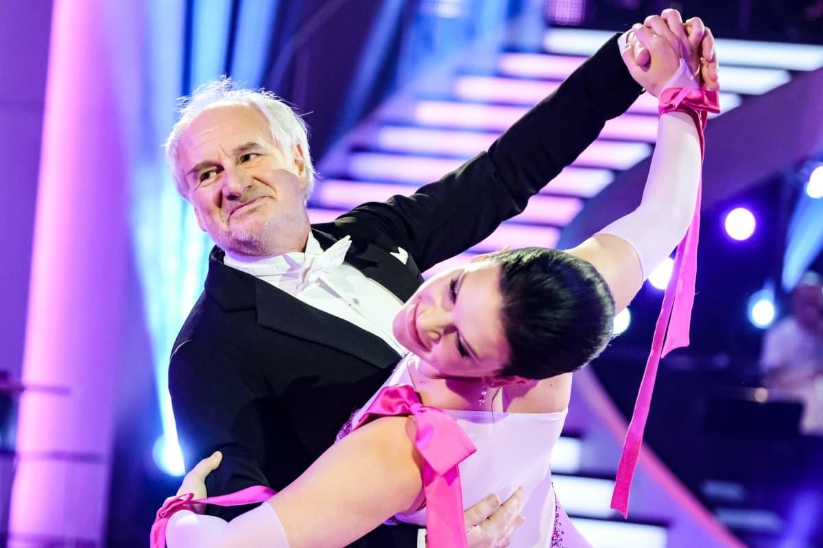 Michael Schottenberg - Conny Kreuter bei den Dancing Stars am 15.3.2019