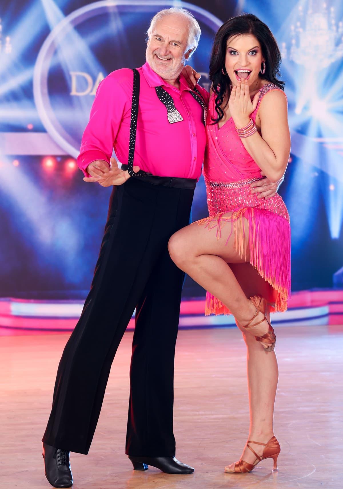 Michael Schottenberg - Conny Kreuter bei den Dancing Stars am 22.3.2019