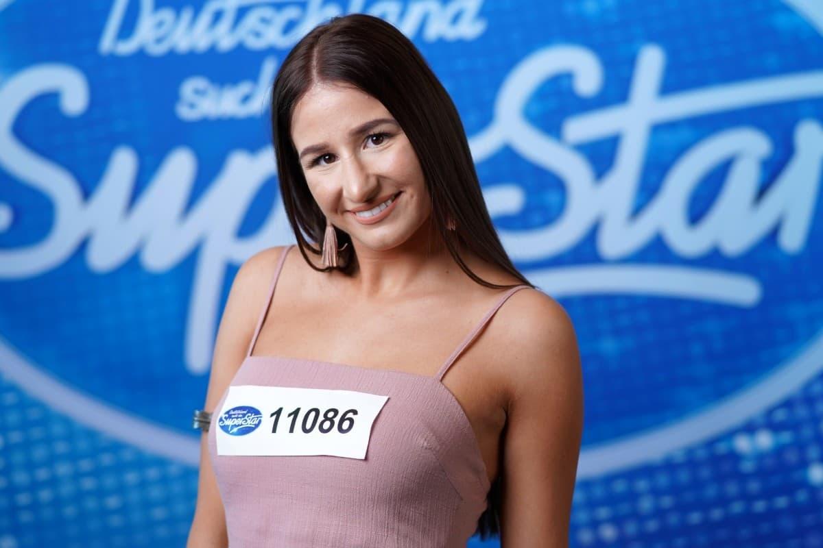 Natali Vrtkovska ist bei DSDS 2019 im Recall