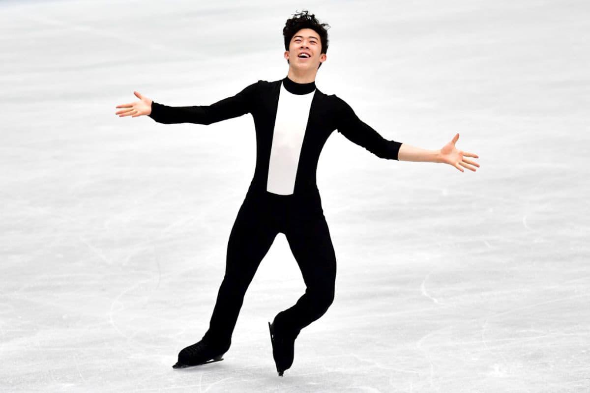Nathan Chen zur Eiskunstlauf-WM 2019