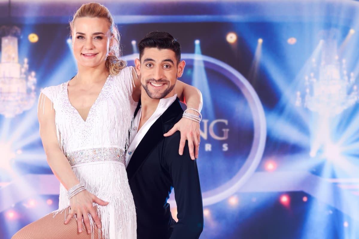 Nicole Wesner - Dimitar Stefanin bei den Dancing Stars 2019 am 22.3.2019