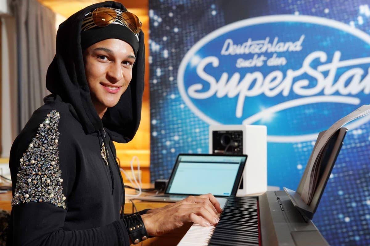 Prince Damien bei DSDS 2019 als Vocal-Coach dabei