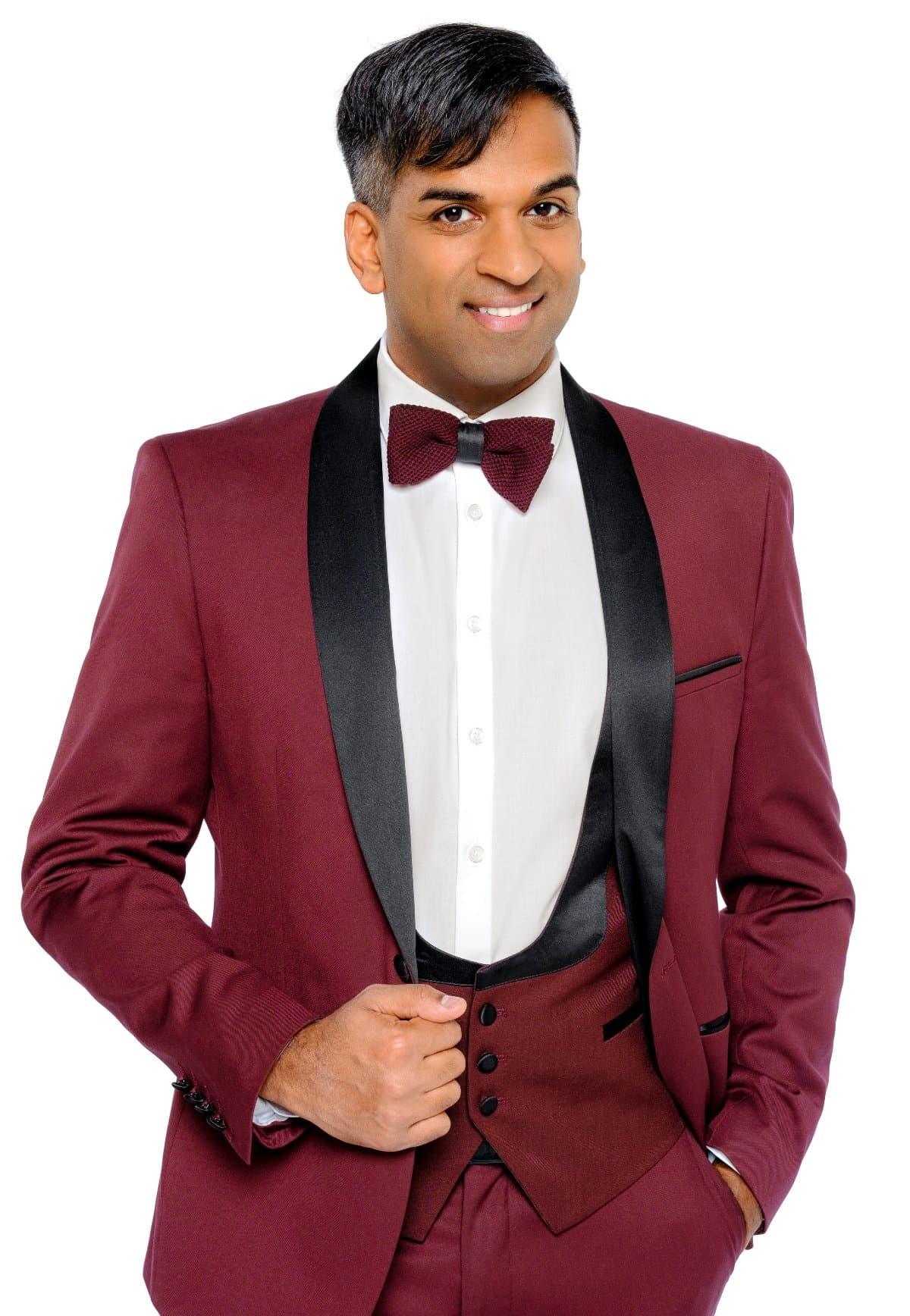Ramesh Nair - Neuer Choreograf bei den Dancing Stars 2019