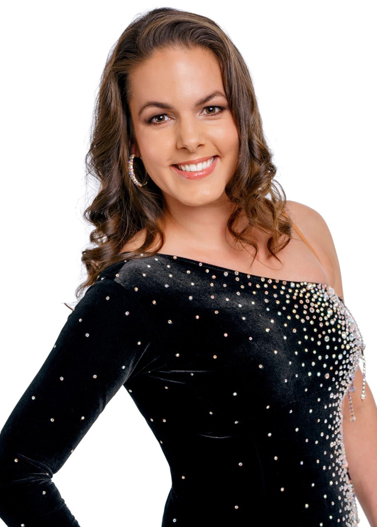 Roswitha Wieland als Profitänzerin bei den Dancing Stars 2019