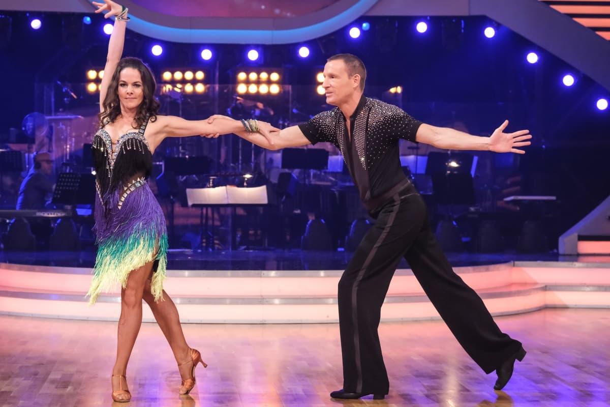 Stefan Petzner - Roswitha Wieland bei den Dancing Stars 2019 am 22.3.2019