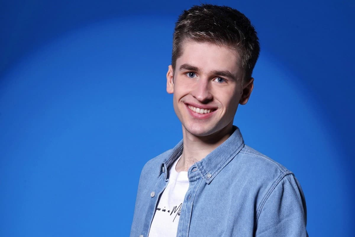 Taylor Luc Jacobs DSDS 2019 Top 10 Kandidat