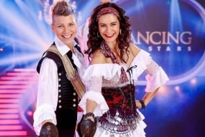 Ausgeschieden bei den Dancing Stars am 26.4.2019 Virginia Ernst - Alexandra Scheriau