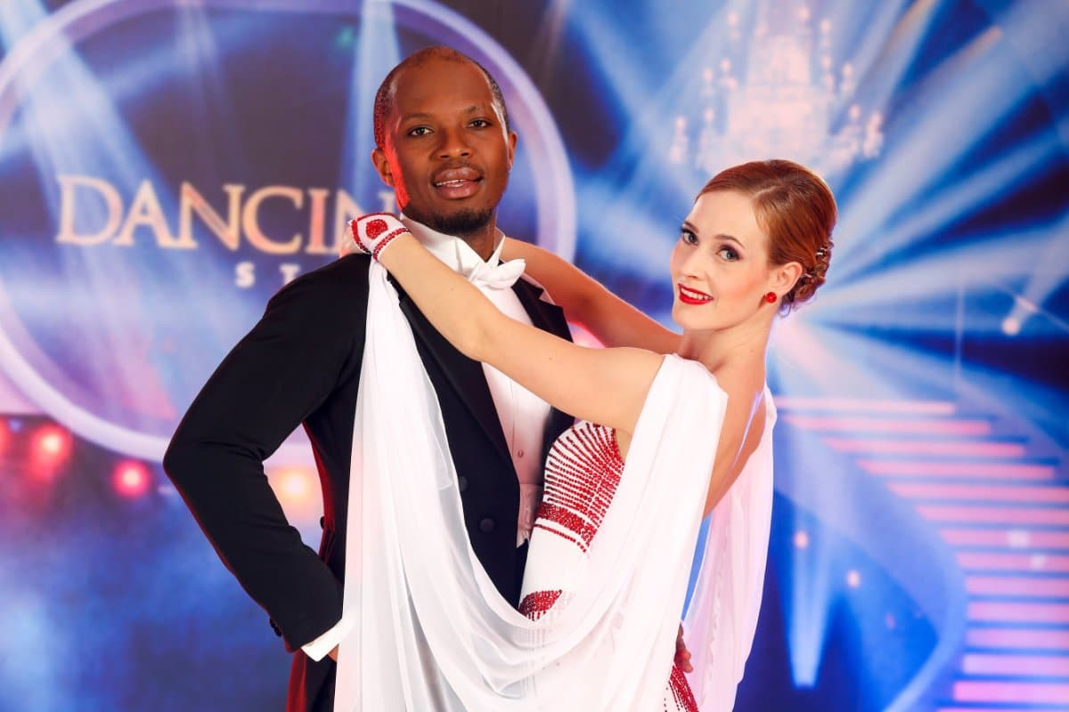 Ausgeschieden bei den Dancing Stars am 5.4.2019 Soso Mugiraneza - Helene Exel