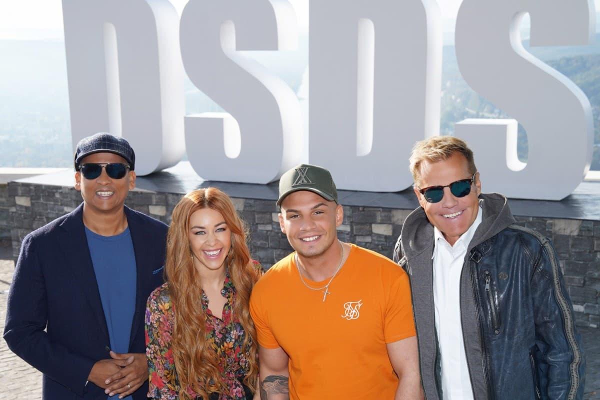 DSDS 2020 Jury ist die gleiche, wie zuletzt - mit Dieter Bohlen, Xavier Naidoo, Pietro Lombardi und Oana Nechiti