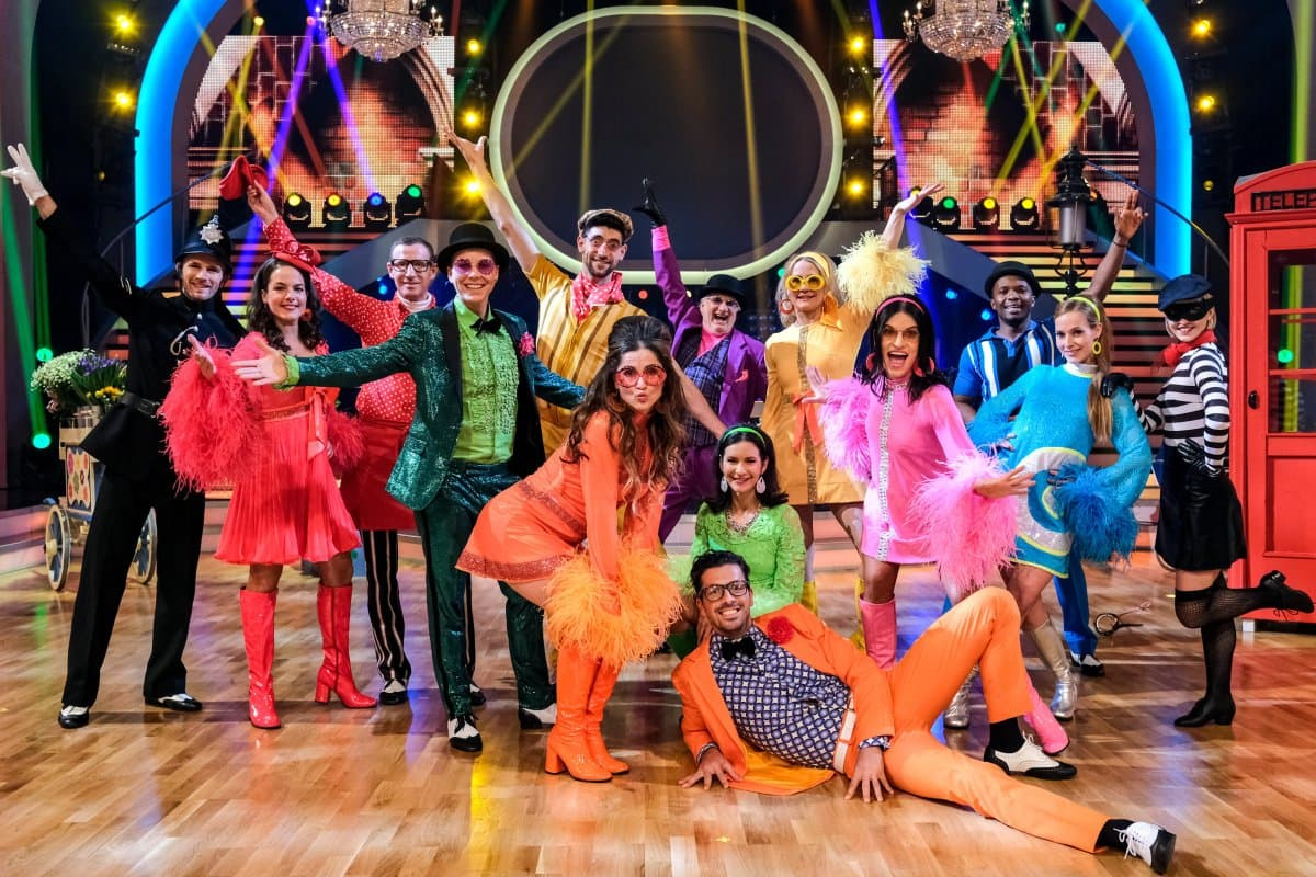 Dancing Stars am 5.4.2019 Fakten, Tänze, Song, Punkte - Alle Tanzpaare beim Gruppentanz