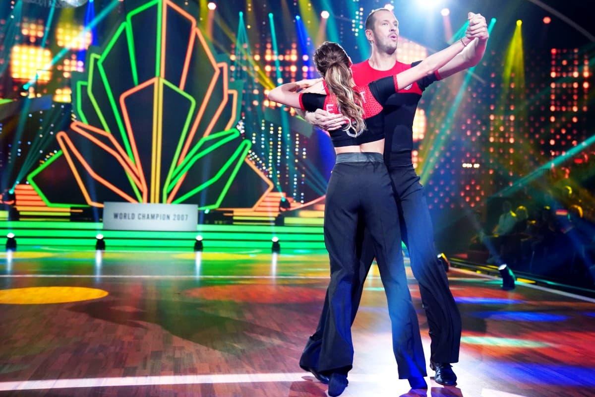 Ekaterina Leonova - Pascal Hens bei Let's dance am 26.4.2019