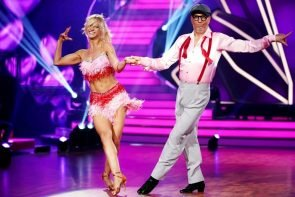 Kathrin Menzinger - Thomas Rath bei Let's dance 2019 am 5.4.2019