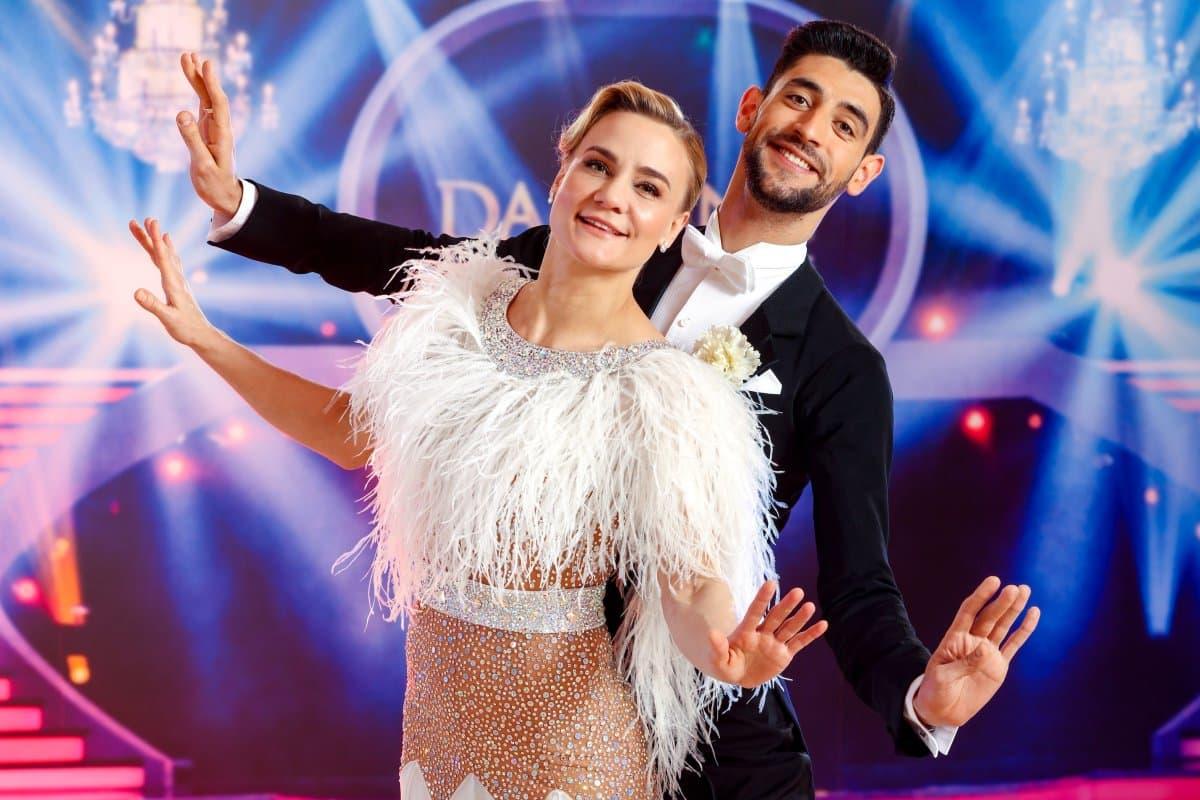Nicole Wesner – Dimitar Stefanin bei den Dancing Stars am 12.4.2019