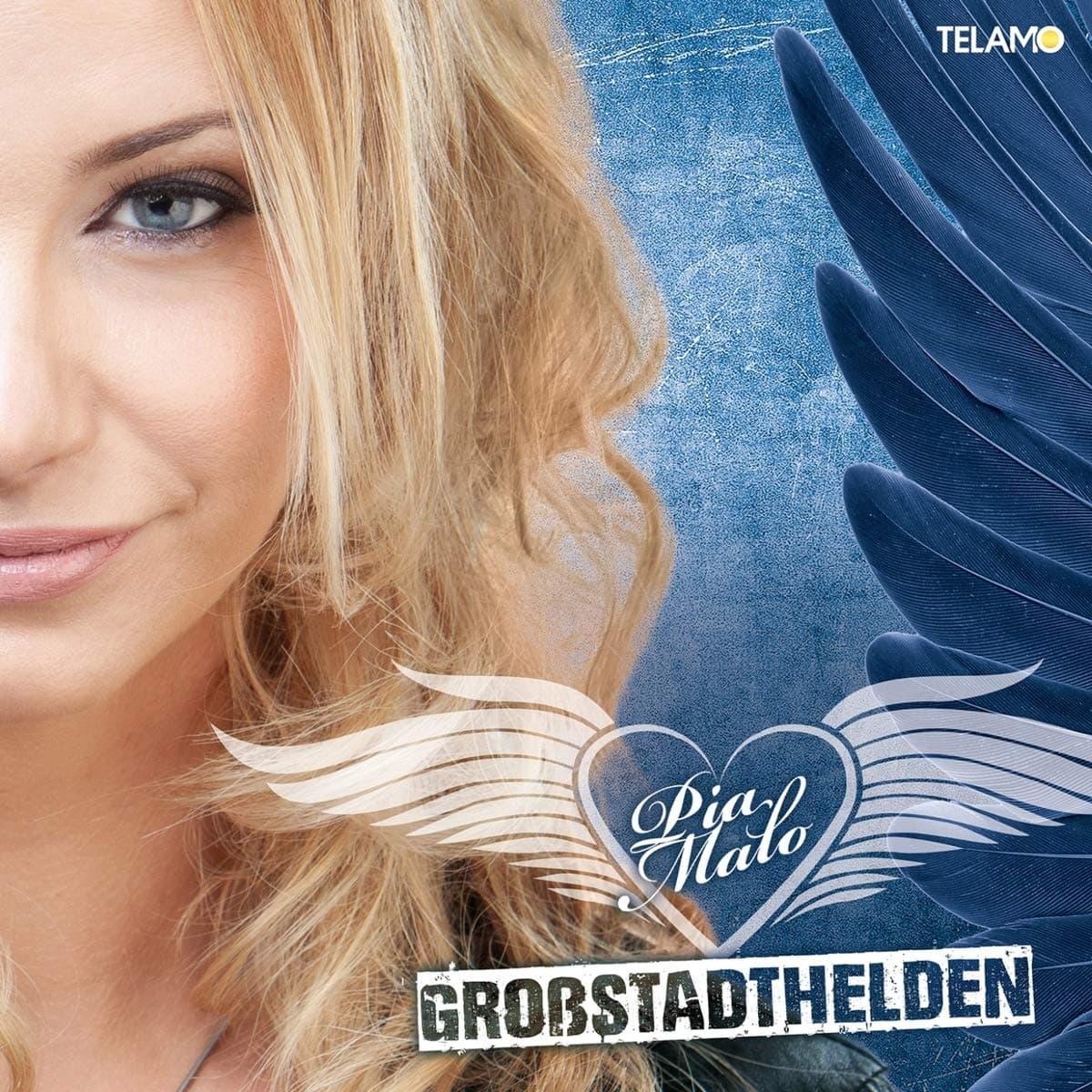 Pia Malo CD Großstadthelden 2019