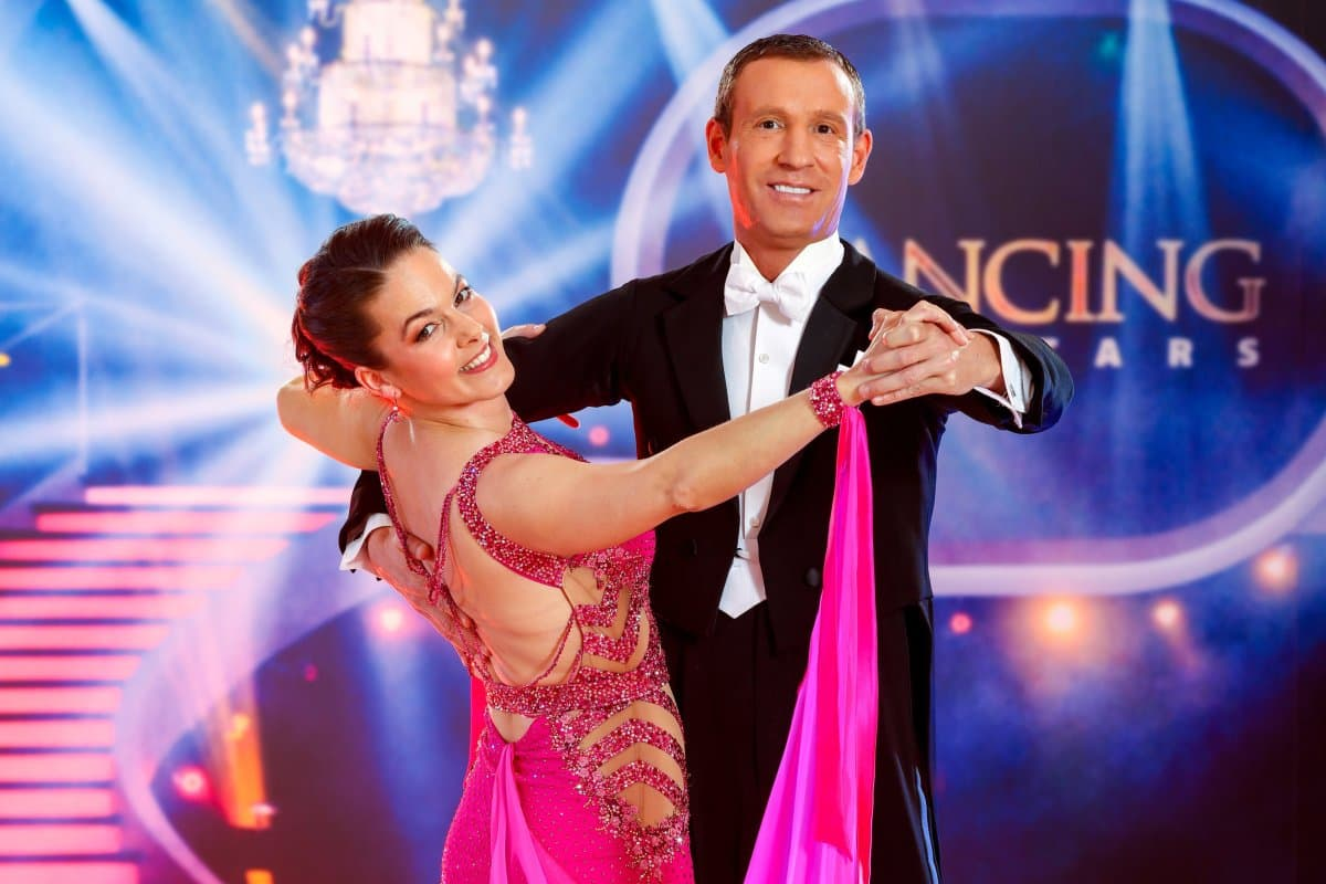 Stefan Petzner – Roswitha Wieland bei den Dancing Stars am 12.4.2019