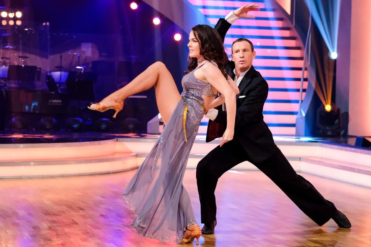 Stefan Petzner - Roswitha Wieland bei den Dancing Stars am 5.4.2019