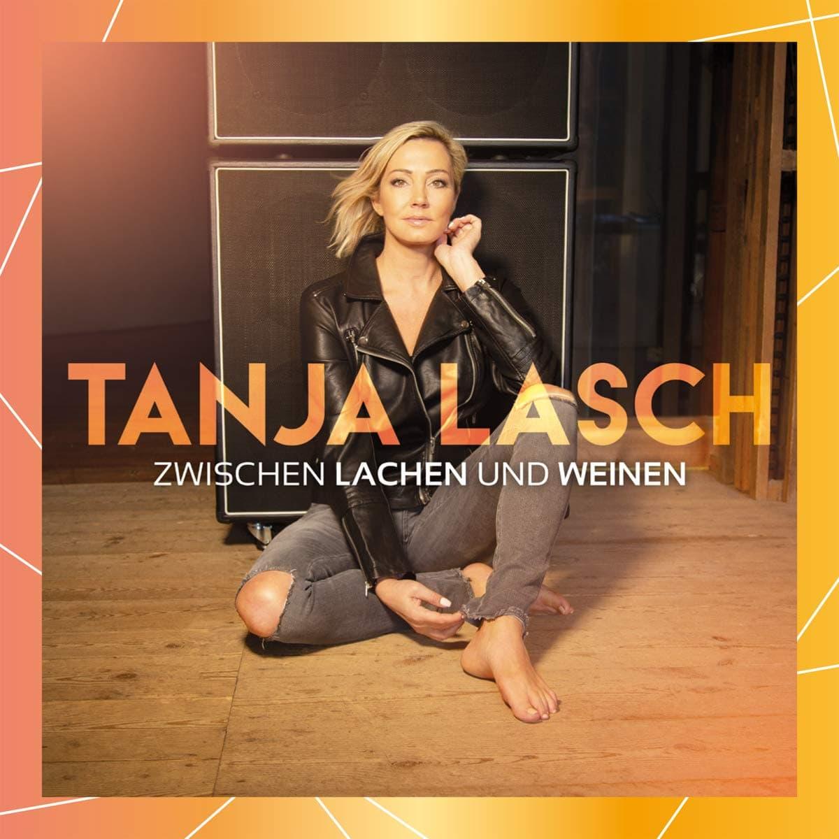 Tanja Lasch - CD Zwischen Lachen und Weinen 2019