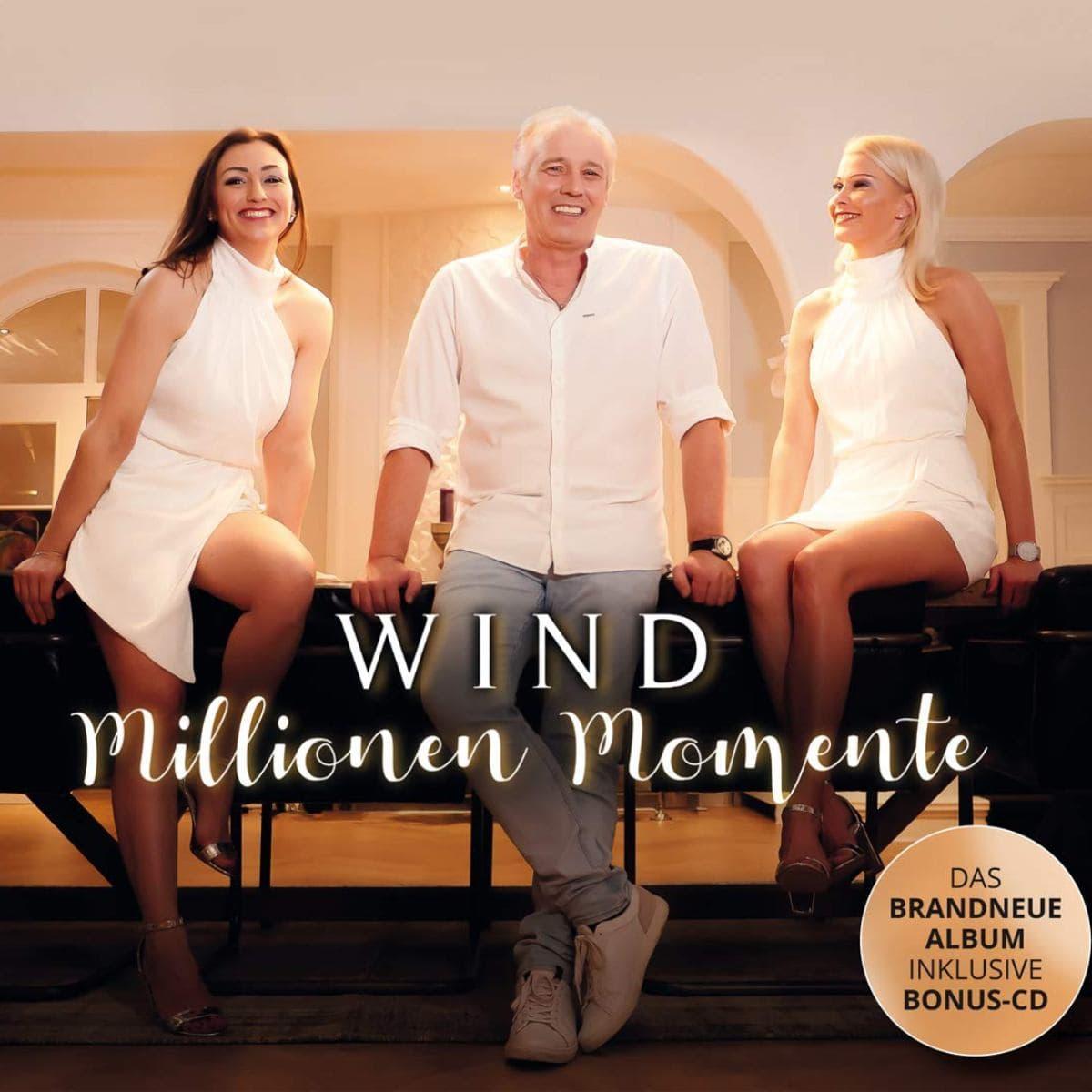 Wind CD Millionen Momente 2019