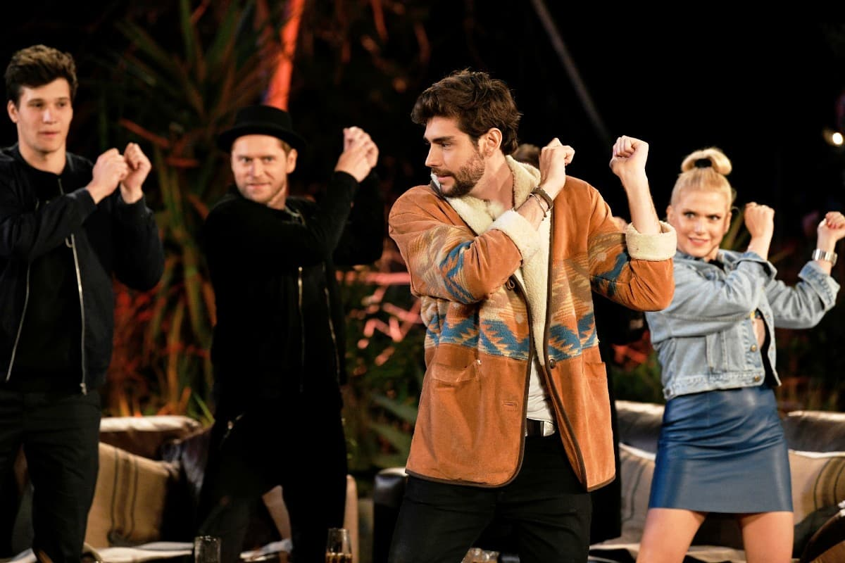 Alvaro Soler bei Sing meinen Song am 28.5.2019 mit Wincent Weiss, Johannes Oerding und Jeanette Biedermann