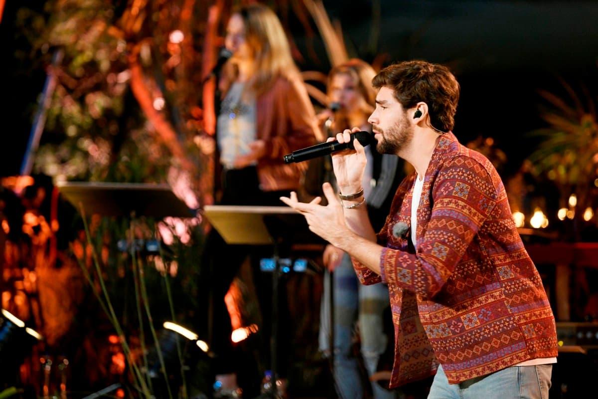 Alvaro Soler bei Sing meinen Song am 7.5.2019