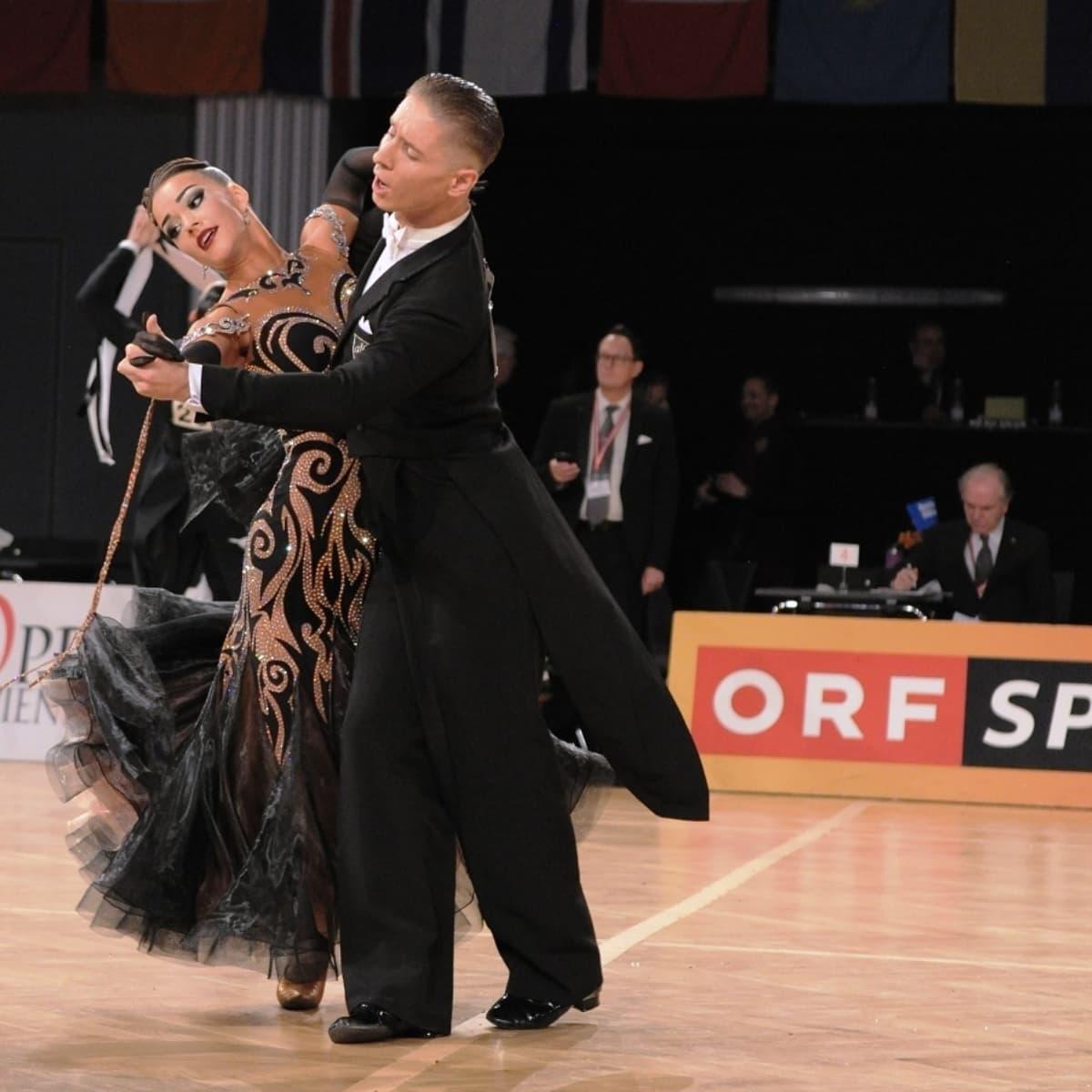 Andrii Kamyshnyi – Karina Shpakovskaya - Österreichische Staatsmeister 2019 Kombination, 10 Tänze