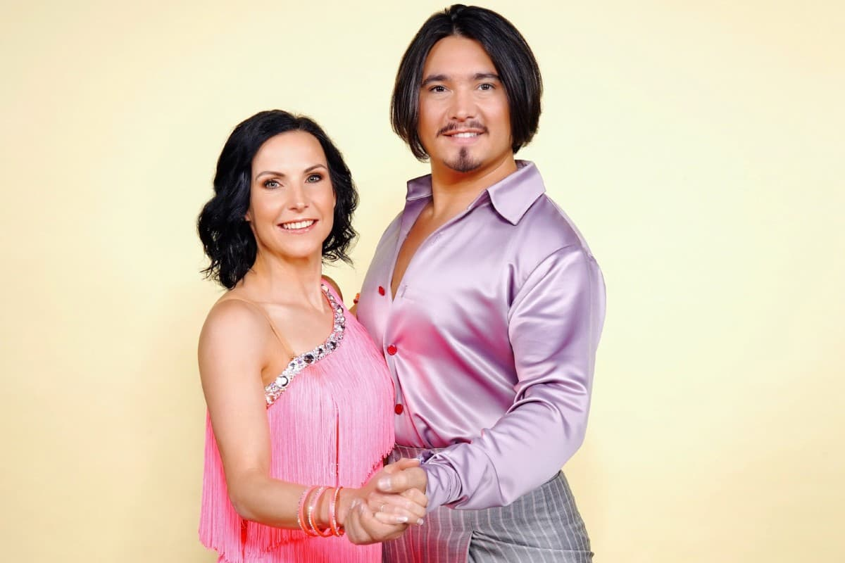 Ausgeschieden bei Let's dance am 10.5.2019 Sabrina Mockenhaupt - Erich Klann